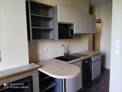 cuisine pour appartement meublé