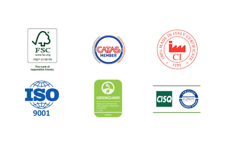 visuel certifications